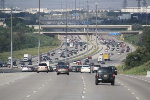 Convenient access to major highways is an important point when comparing neighbourhoods