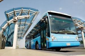 Convenient access to public transit