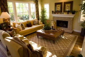 How to Use accent pieces in your living room oversized furniture