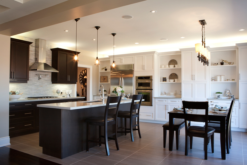optimal kitchen design optimal kitchen cabinet height cabinets 15 design ideas for nurani. Black Bedroom Furniture Sets. Home Design Ideas