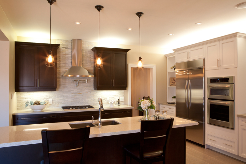 Optimal Kitchen Ceiling Light Placement