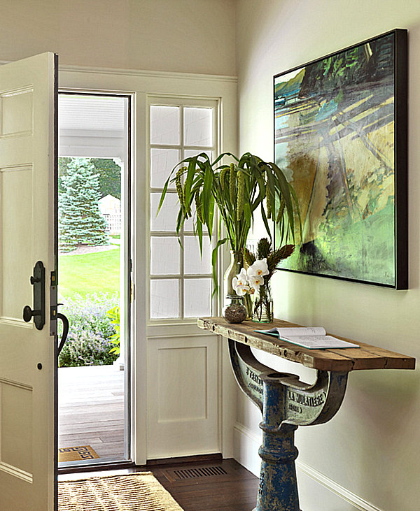 Tips to enhance your entryway