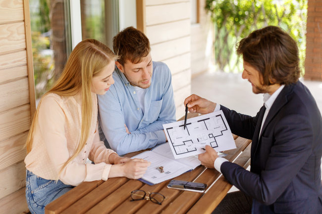 steps to buying a new construction home